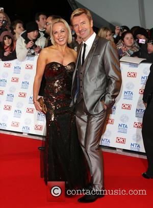 Jayne Torvill - The National Television Awards