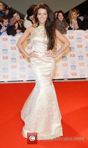 Brooke Kinsella - National Television Awards 2013 London United Kingdom Wednesday 23rd January 2013