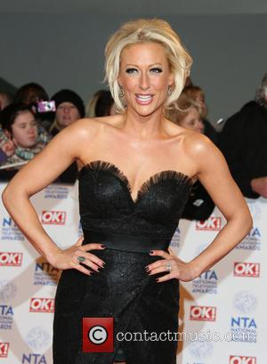 Faye Tozer - The National Television Awards (NTA's) 2013 held at the O2 arena - Arrivals London United Kingdom Wednesday...