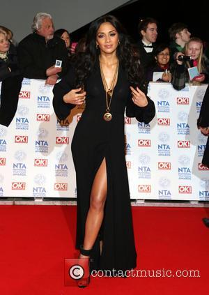 Nicole Scherzinger - National Television Awards- Arrivals London England United Kingdom Wednesday 23rd January 2013