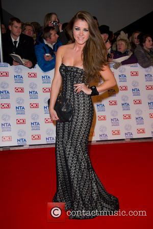 Brooke Vincent - The National Television Awards (NTA's) London United Kingdom Wednesday 23rd January 2013