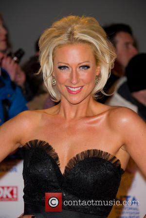 Faye Tozer - The National Television Awards (NTA's) London United Kingdom Wednesday 23rd January 2013