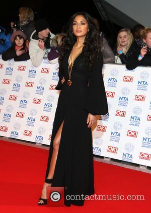 Nicole Scherzinger Salutes Grammy Awards Wardrobe Code