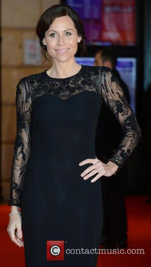 Minnie Driver - I Give It a Year Premiere London England United States Thursday 24th January 2013