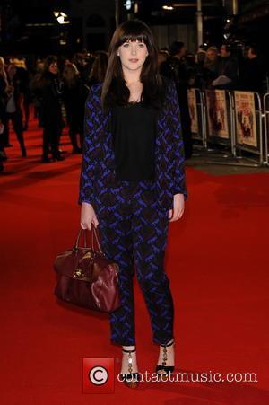 Alexandra Roach - Premiere of 'I Give It a Year' London United Kingdom Thursday 24th January 2013