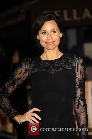 Minnie Driver - Premiere of 'I Give It a Year' London United Kingdom Thursday 24th January 2013