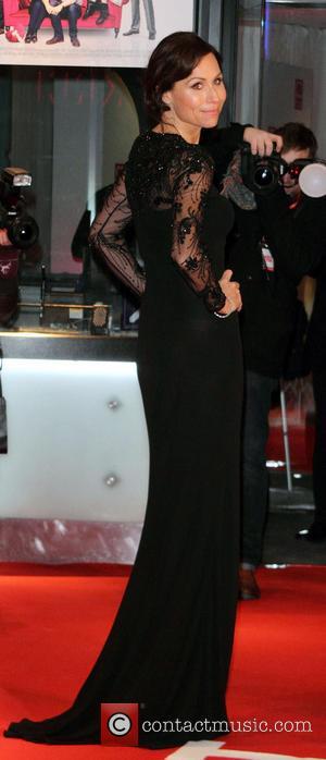 Minnie Driver - I Give It a Year Premiere London United Kingdom Thursday 24th January 2013