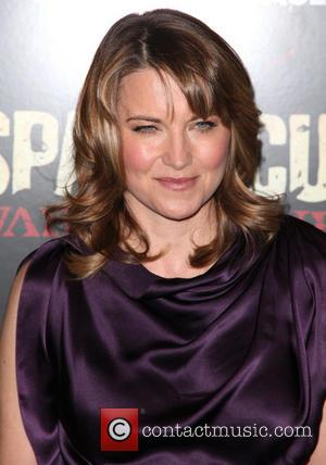 Lucy Lawless - Spartacus: War Of The Damned Premiere New York City NY USA Thursday 24th January 2013
