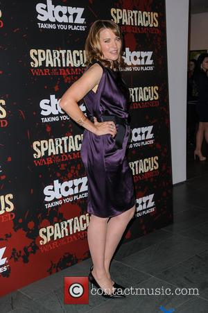 Lucy Lawless - Spartacus: War Of The Damned
