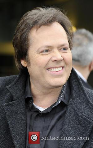Donny Osmond - Celebrities at the ITV studios London England United Kingdom Friday 25th January 2013
