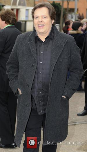 Donny Osmond - Celebs at ITV London United Kingdom Friday 25th January 2013