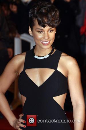 Alicia Keys - 2013 NRJ Music Awards Cannes France France Saturday 26th January 2013