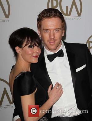 Damian Lewis and Helen McCrory - Producers Guild Awards Los Angeles California United States Saturday 26th January 2013