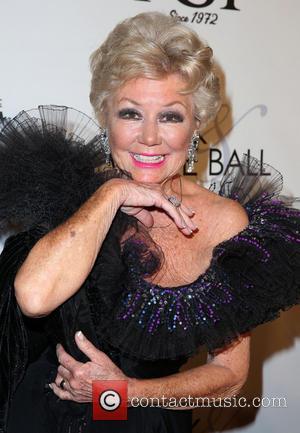Mitzi Gaynor - 29th annual Black & White Ball at the Bellagio Resort and Casino Las Vegas Las Vegas Nevada...