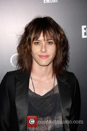 Katherine Moennig - Entertainment Weekly Screen Actors Guild (SAG) Party Los Angeles California United States Saturday 26th January 2013