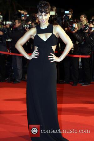 Alicia Keys - 2013 NRJ Music Awards