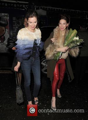 Anna Friel Sent Dad Pornographic Images By Mistake