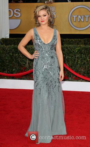 Julia Stiles - SAG Awards Arrivals Los Angeles California United States Sunday 27th January 2013