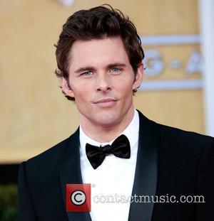James Marsden - Screen Actors Guild Awards Los Angeles California USA Sunday 27th January 2013