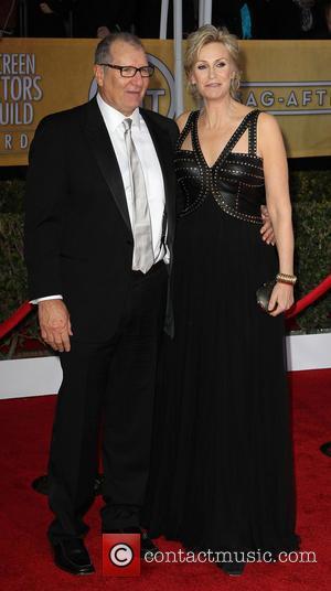 Ed O'Neill and Jane Lynch - SAG Awards Arrivals Los Angeles California United States Sunday 27th January 2013