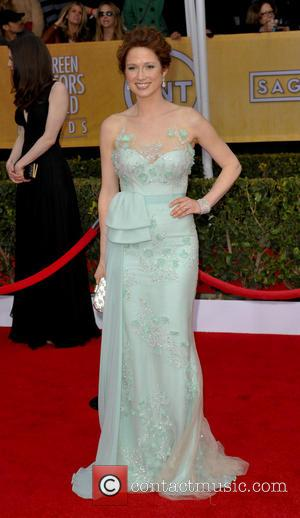 Ellie Kemper - 19th Annual Screen Actors Guild (SAG) Awards Los Angeles California United States Sunday 27th January 2013
