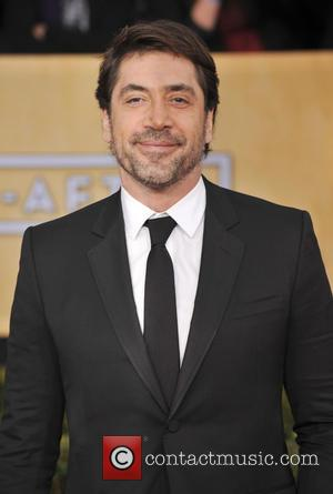 Javier Bardem - 19th Annual Screen Actors Guild (SAG) Awards Los Angeles California United States Sunday 27th January 2013
