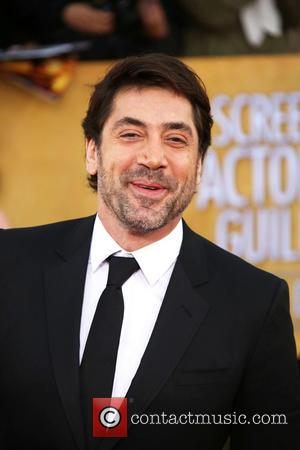 Javier Bardem - 19th Annual Screen Actors Guild (SAG) Awards - Arrivals Los Angeles United States Sunday 27th January 2013