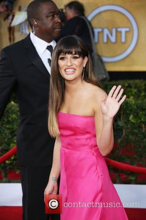 Lea Michele - 19th Annual Screen Actors Guild (SAG) Awards - Arrivals Los Angeles United States Sunday 27th January 2013