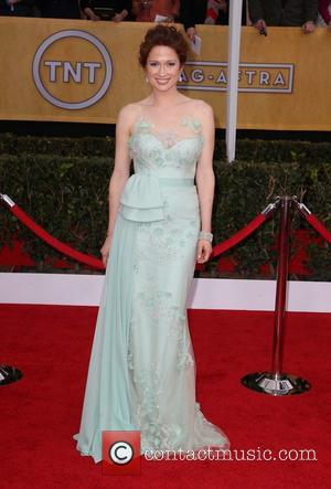 Ellie Kemper - 19th Annual Screen Actors Guild (SAG) Awards - Arrivals Los Angeles California USA Sunday 27th January 2013