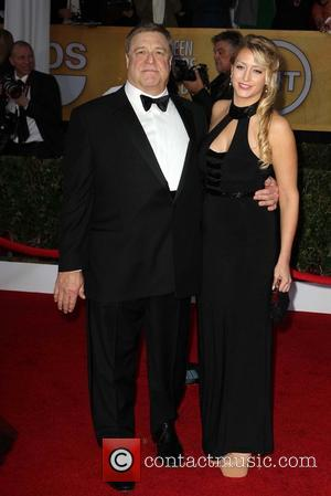 John Goodman - 19th Annual Screen Actors Guild (SAG) Awards - Arrivals Los Angeles California USA Sunday 27th January 2013