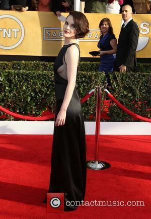 Michelle Dockery - 19th Annual Screen Actors Guild (SAG) Awards - Arrivals Los Angeles California USA Sunday 27th January 2013