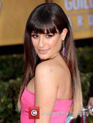 Lea Michele - 19th Annual Screen Actors Guild (SAG) Awards held at the Shrine Auditorium - Arrivals Los Angeles California...