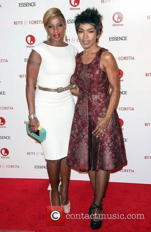 Mary J Blige - Premiere of 'Betty & Coretta'