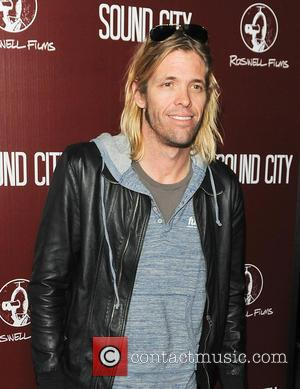 Taylor Hawkins - The Los Angeles premiere of
