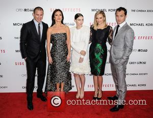 Channing Tatum, Catherine Zeta-Jones, Rooney Mara, Vinessa Shaw and Jude Law - New York Premiere of 'Side Effects' New York...