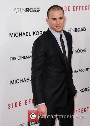 Channing Tatum - New York Premiere of 'Side Effects' New York City NY United States Thursday 31st January 2013
