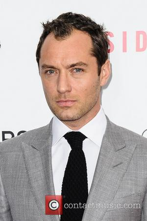 Jude Law - New York Premiere of 'Side Effects'