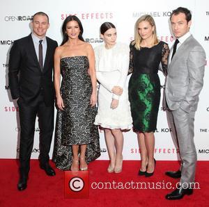 Channing Tatum, Catherine Zeta-Jones, Rooney Mara and Vinessa Shaw - Premiere of