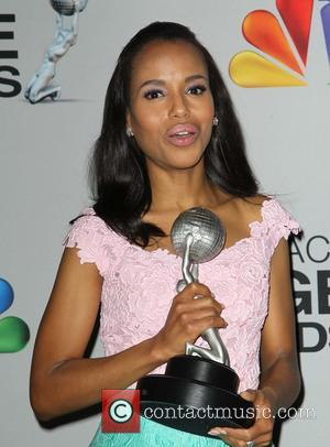 Kerry Washington - 44th NAACP Image Awards - PressRoom Los Angeles California USA Friday 1st February 2013