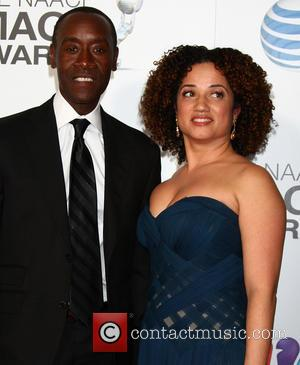 Don Cheadle - 44th NAACP Image Awards Los Angeles California United States Friday 1st February 2013