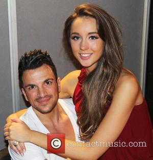 Peter Andre Is Very Excited About Becoming A New Dad