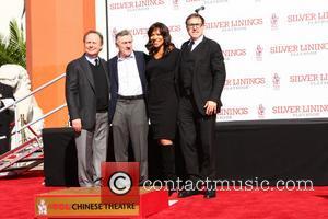 Billy Crystal, Robert De Niro, Grace Hightower and David O. Russell