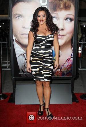 Katy Mixon - Los Angeles premiere of 'Identity Thief' Los Angeles California United States Monday 4th February 2013
