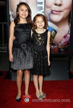 Mary-Charles Jones and Maggie Elizabeth Jones - Los Angeles premiere of 'Identity Thief' Los Angeles California United States Monday 4th...