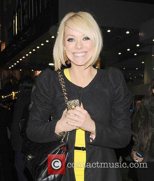 Liz McClarnon - Run For Your Wife - Afterparty London United Kingdom Tuesday 5th February 2013