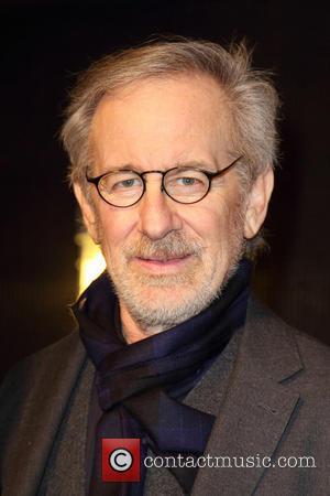 Steven Spielberg - Dedication of The Sumner Redstone production on...
