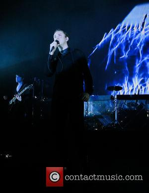 Oliver Sim - The XX Performing Live  Miami Beach Florida United States Tuesday 5th February 2013