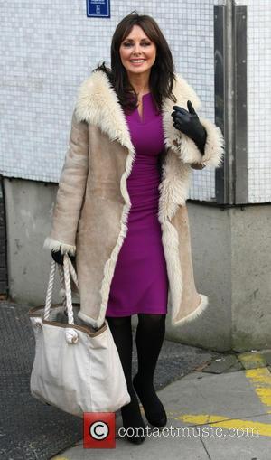 Carol Vorderman - Celebs at ITV London United Kingdom Wednesday 6th February 2013