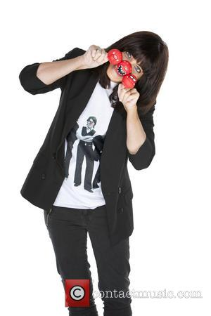 Claudia Winkleman - Celebrities join a host of famous faces to model this year's Dinosaur Red Nose and Comic Relief...