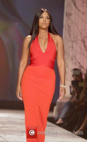 Toni Braxton - The Red Dress Collection Event New York NY United States Wednesday 6th February 2013